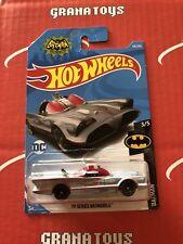 TV Series Batmobile #118 Batman 2019 Hot Wheels Case E