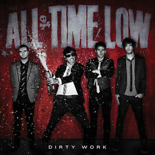 All Time Low - Dirty Work [New CD]