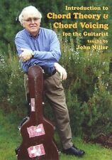 John Miller Introduction Chord Theory & Voicing Learn to Play Guitar Music DVD