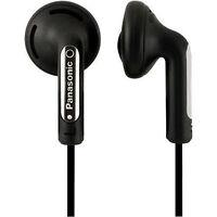 Panasonic RP-HV094 In Ear Stereo Head Phones Mp3 Player iPod - Black New