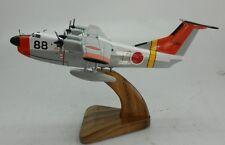 US-1 Japan Air-Sea Rescue Shin Meiwa US1 Airplane Wood Model Replica Large New
