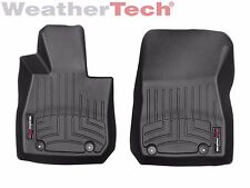 WeatherTech Floor Mats FloorLiner for Mazda CX-3 - 2016-2019 - 1st Row - Black