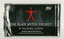 The Blair Witch Project Trading Cards (Topps, 1999)