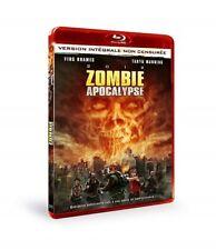 Zombie Apocalypse (version intégrale non censuré) - BLU-RAY NEUF SOUS BLISTER