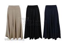 Polyester Plus Size Formal Flippy, Full Skirts for Women