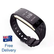 Sports Fitness Tracker Watch Stop Watch Heart Rate Activity Monitor Fitbit style