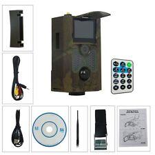 SunTek HC-550M 1080p HD 16MP 2G/GSM/MMS/SMTP/SMS Trail Hunting Digital Camera