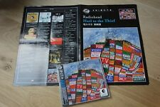 RADIOHEAD  - HAIL TO THE THIEF - PRESS/PACK TAIWAN -  ULTRA RARE !!!!!!!!!!!!