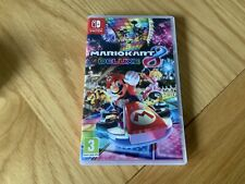 MARIO KART 8 DELUXE NINTENDO SWITCH **TRUSTED UK EBAYER**