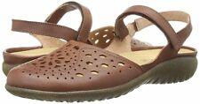 Naot 162054 Womens Arataki Dress Slingback Sandal Cinnamon Size 11 US/ 42 EU