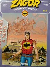 ZAGOR DARKWOOD NOVELS 5 HARBOUR RANCH.Sergio Bonelli Editore**CORRIERE**