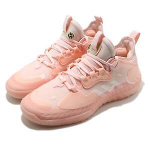 adidas Harden Vol. 5 Futurenatura James Ice Pink Men Basketball Shoes FZ0834