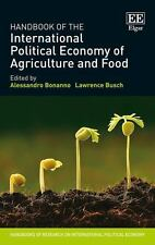 Handbook of the International Political Economy of Agriculture and Food (Handboo