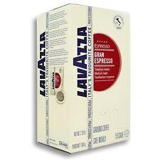 150 Cialde Caffè Lavazza Grand Espresso Originali ESE 44 mm Filtro carta Fresche