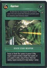 Star Wars CCG A New Hope Limited BB Superlaser
