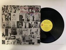 ROLLING STONES - Exile on Main St - 2COC2900 - Gatefold Cover Set of 2 Vinyl LPs