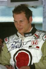 Jacques Villeneuve 1997 F1 World Champion BAR F1 Williams signed photo