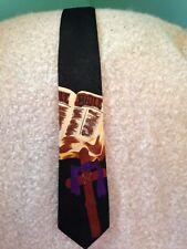 Bible Christian Cross Religious Necktie