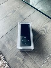 New Sealed Apple iPod Nano 5th Generation - 16GB Black Rare Collectors 2009