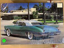 NEW SEALED IMEX ARII 1958 58' Cadillac Eldorado Biarritz 1:24 Model Kit #31002