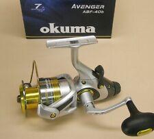 Okuma Avenger 40B Baitfeeder Spinning Reel B Series 6 Bb Model Abf-40B 5.0:1