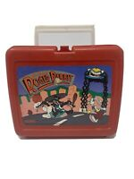 Vintage 1987 Who Framed Roger Rabbit Plastic Lunch Box NO Thermos. Disney