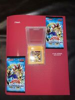 Pokemon Binder Holo Card Collection Yu-Gi-Oh