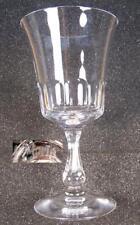 Fostoria Georgian Footed Claret Wine Goblet Stem 6097 Cut 885 Excellent