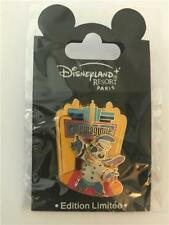 DLRP DLP DISNEY STUDIOS INVASION SERIES STITCH CINEMAGIQUE LE 900 PIN PARIS