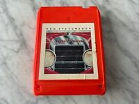 REO Speedwagon Self Titled 8-Track Tape Epic 18E 31089 Lay Me Down RARE! OOP!