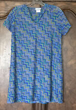 Pea In The Pod Maternity Robin Piccone Bathing Suit Cover Up Size Small #699