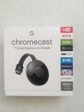 Google Chromecast (2nd Generation) Digital HD Media Streamer - Black