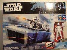Star Wars First Order SnowSpeeder.