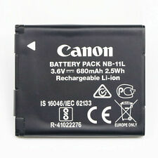New Genuine Original Canon NB-11L Battery For IXUS132 IXUS140 IXUS155 ELPH320340