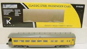 """K-Line K4690-20001 Union Pacific Scale """"Arden"""" 16"""" Business Car LN/Box"""