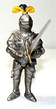 Schleich Knight with Sword Blue #70001 Retired 2011 World of Knights Collectible