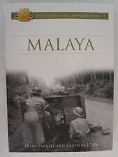 Malaya 1941-42 (Australian Army Campaign Series)