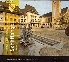 NEW !!! Euro LUSSEMBURGO 2016 in Folder Ufficiale 9 monete FDC NEW !!!