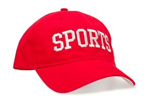 Sports Red Dad Hat Embroidered Norm MacDonald That Show Cap Funny Adult One-Size
