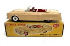 Dinky Toys 132 Packard Convertible.