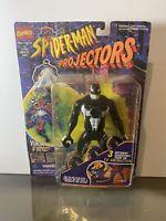 Vintage Venom 1994 Marvel Comics Spider-Man Action Figure Projectors