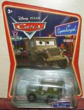 Figurines Mattel avec cars