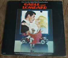 GABLE AND LOMBARD (Michel Legrand) original stereo lp (1976)