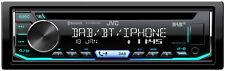 JVC KD-DB902BT Autoradio 1-DIN Bluetooth DAB+ MP3 CD Audio Streaming mit Antenne