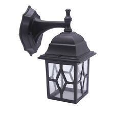 "10"" Outdoor Wall Light Sconces Porch Exterior Lighting Lantern Lamp  439-1"
