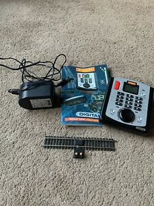 Hornby R8213  DCC Controller With Power Supply And Operators Manual