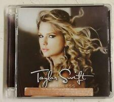 Taylor Swift Fearless CD UK 2009 ed. en caja inglesa
