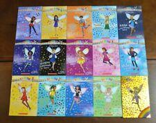 Lot of 15 PB Rainbow Magic Fairy Chapter Books Princess Jewel Fashion Party L5