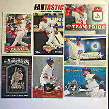 2006 Upper Deck Baseball YOU PICK First Pitch, Inserts, Ovation, Artifacts etc .