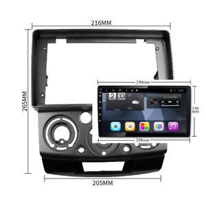 9 inch Radio Fascia for Ford Everest 2006+ Ranger 2006-2010 Mazda BT-50